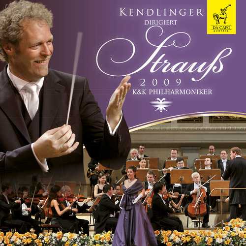 Kendlinger conducts Strauss 2009