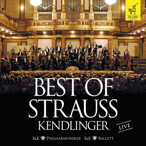 Kendlinger – Best of Strauss